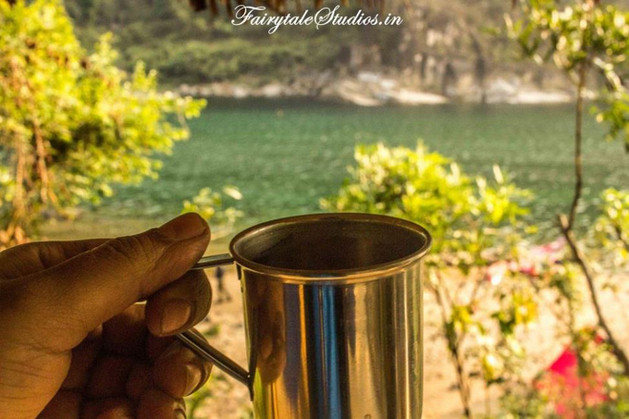 33. Tea at Pioneer Adventures_Shnongpdeng_The Meghalaya Odyssey_Fairytale Travels