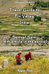 Travel guide to Pin Valley, Spiti - Himachal Pradesh, India