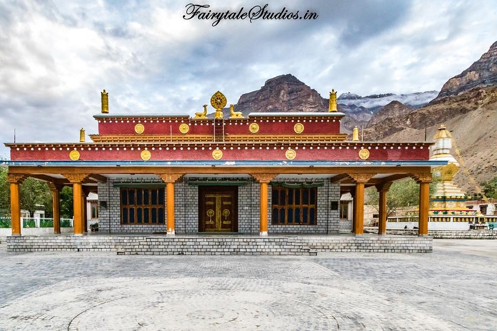 New Tabo monastery in Tabo, Spiti Valley_Plan your trip to Spiti Valley