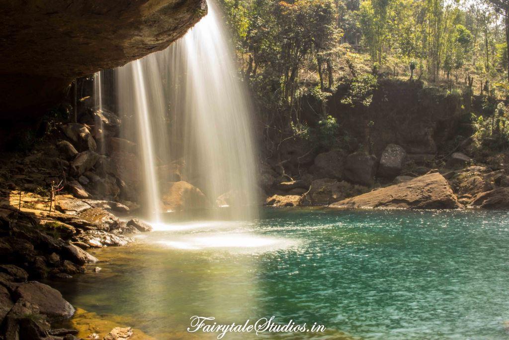 Krang Shuri waterfalls_The Meghalaya Odyssey_Fairytale Travel Blogs