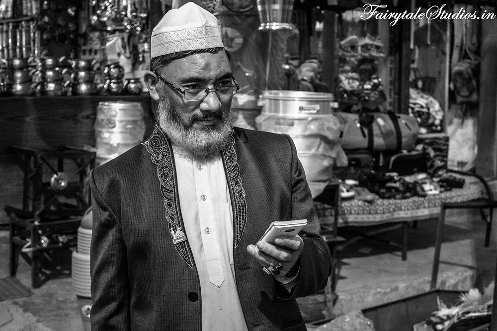 In the streets of Kargil (The Zanskar Odyssey travelogue)
