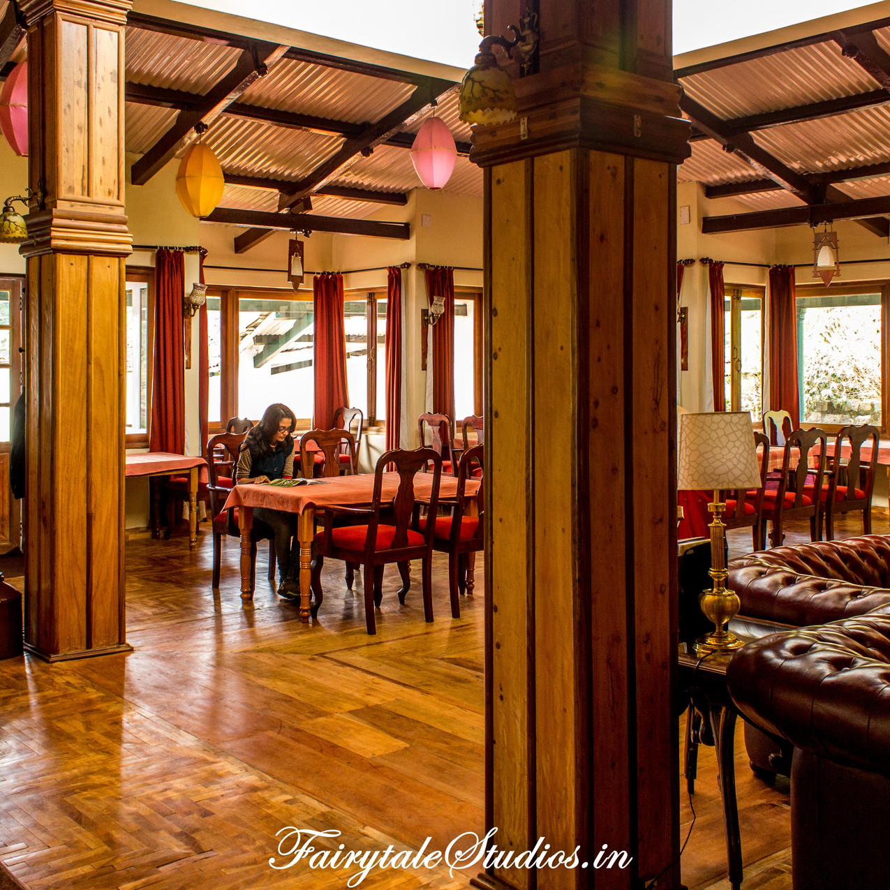 10. Dining_Redhills_Fairytale Travel blog
