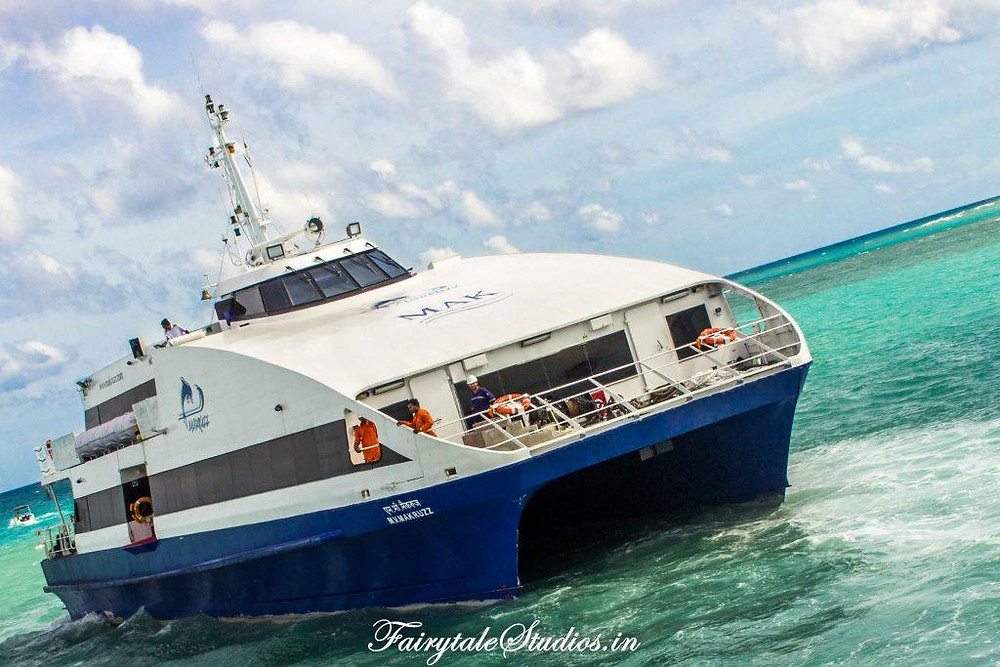 Makruzz has redefined inter-island transport in Andamans