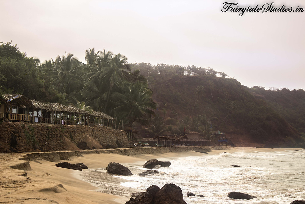 Beautiful experience staying at beachside cottages in Goa