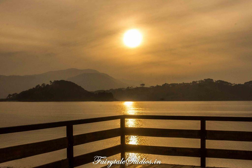 Umiam lake_The Meghalaya Odyssey_Fairytale Travel Blogs