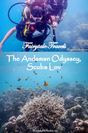 Dive with Scuba Lov - Havelock & Neil Island, Andamans