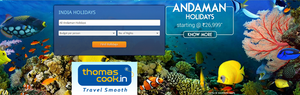 Thomas Cook provides holiday packages for Andamans
