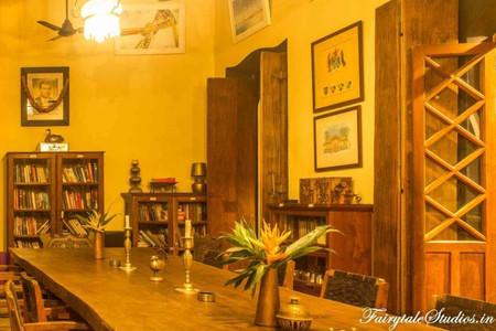 Dining Area_Vivenda Dos Palhacos_Majorda