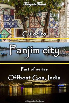 Travel guide to Panjim, Goa - India