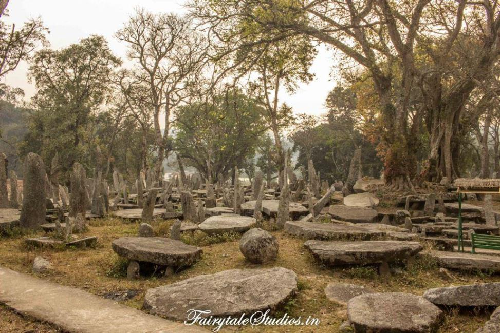 Monolith rocks in Nartiang_The Meghalaya Odyssey_Fairytale Travel Blogs