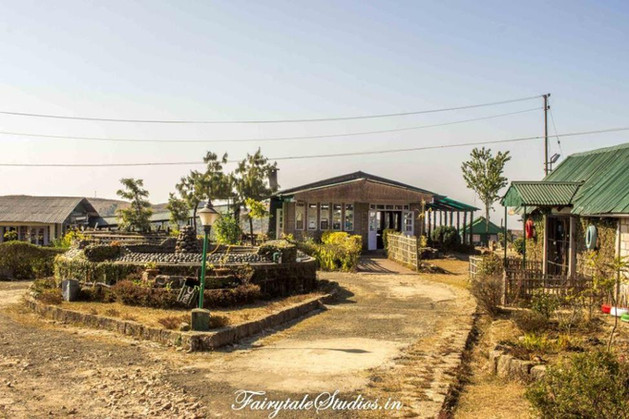 Sai mika resort_Cherrapunjee_Meghalaya Odyssey_Fairytale Travel blog (38)