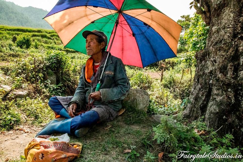 Working class in Bhutan