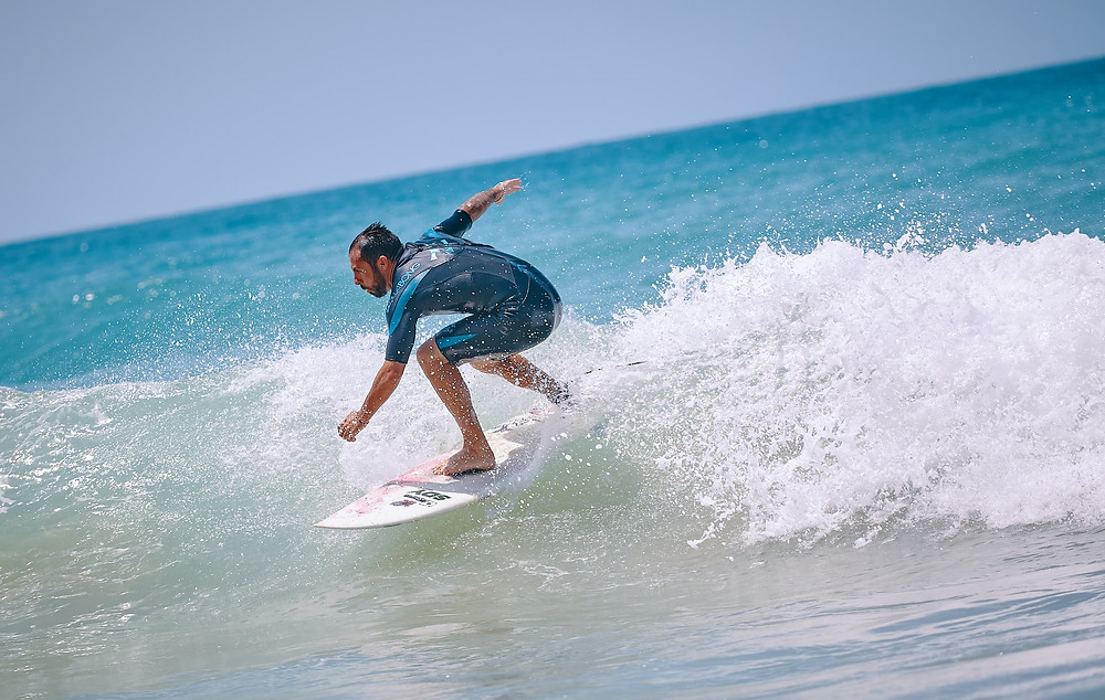 Water surfing at Lakshadweep Islands, India_Adventure sports in India