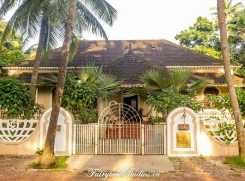 Stay at Vivenda dos Palhacos - Offbeat Goa
