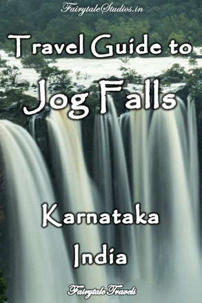 Travel guide to Jog Falls