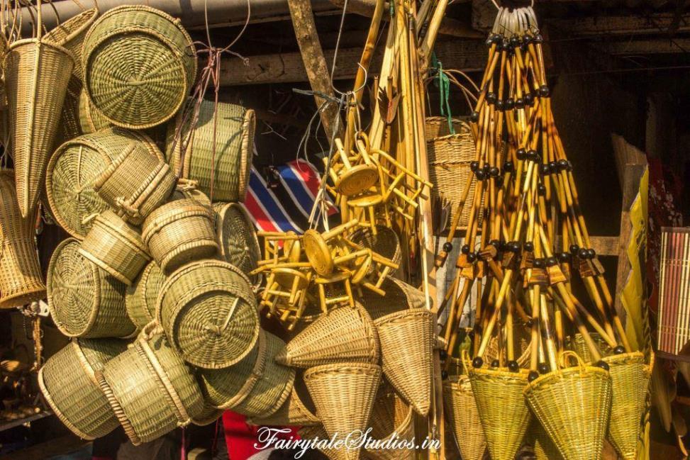 Handicrafts_The Meghalaya Odyssey_Fairytale Travel Blogs
