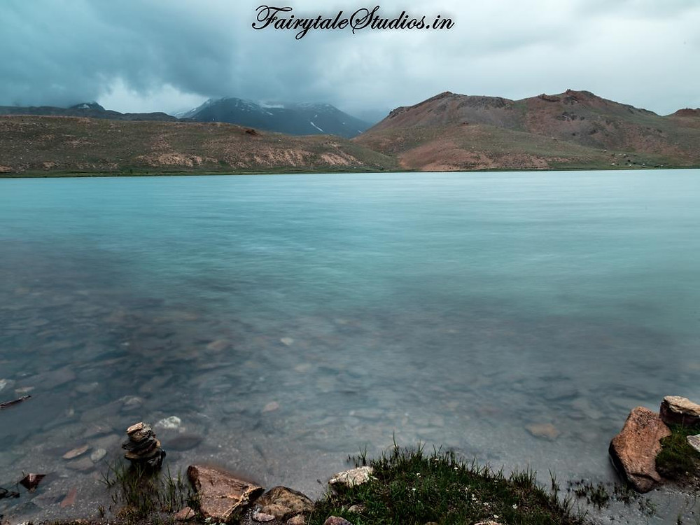Chandratal Lake in Spiti Valley_Plan your trip to Spiti Valley