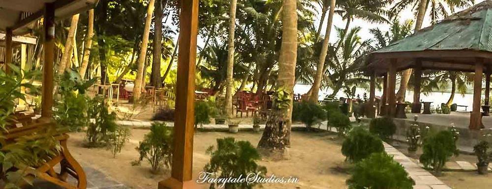Grounds at Havelock Island Beach Resort
