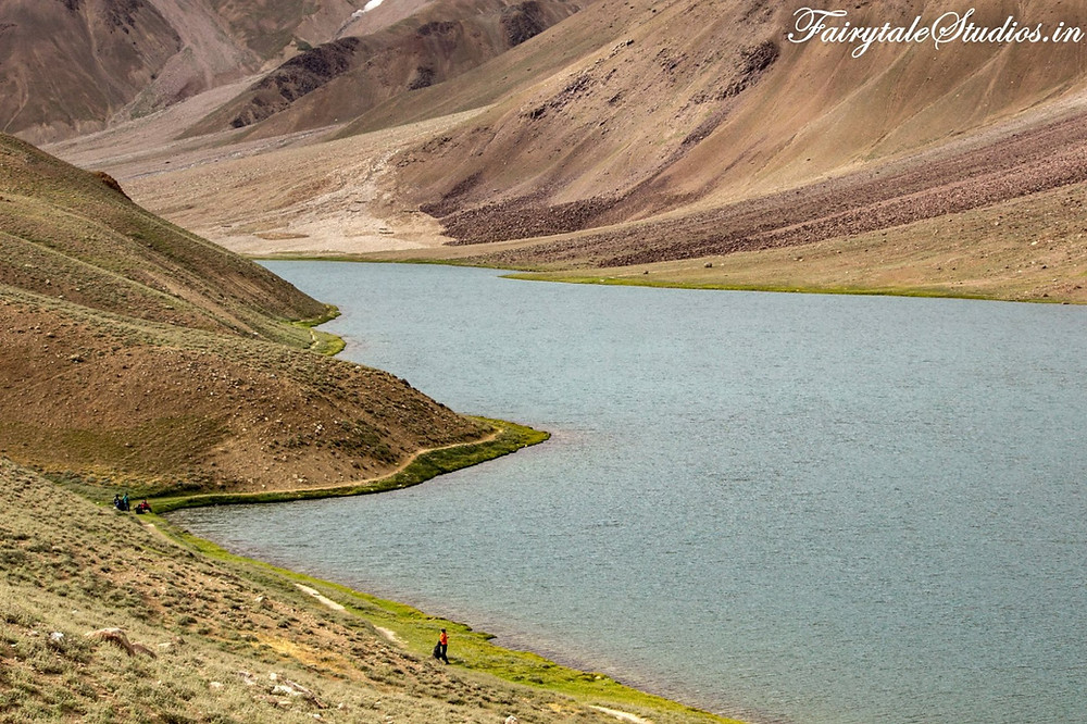Chandratal Lake, Spiti Valley - Himachal Pradesh, India