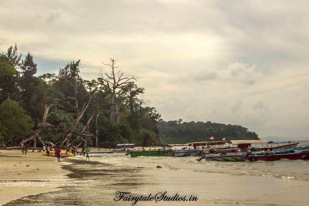 Elephant Beach_Havelock island_The Andaman Odyssey_Fairytale Travels (4)