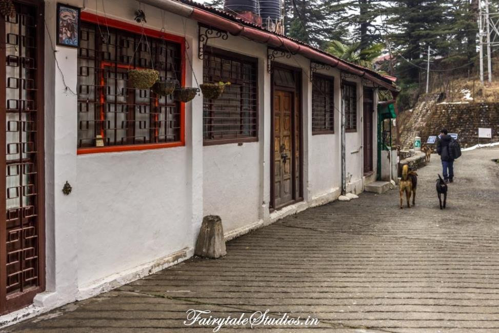 Anil Prakash store in Landour, Uttarakhand - India