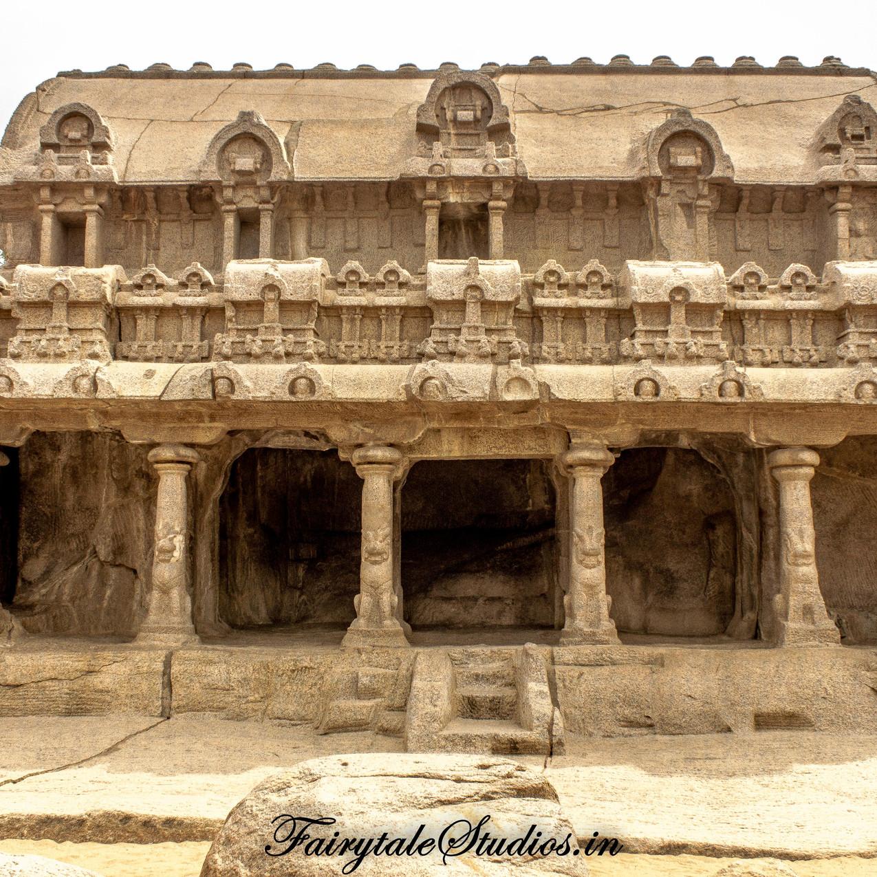 Panch Rathas_Mahabalipuram_Fairytale Travel Blog (3)