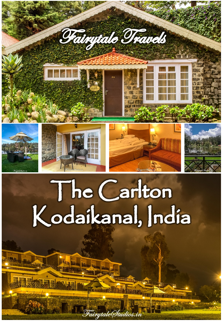Overlooking the beautiful Kodai lake, The Carlton is Kodaikanal's only 5 star hotel providing all luxuries one could need