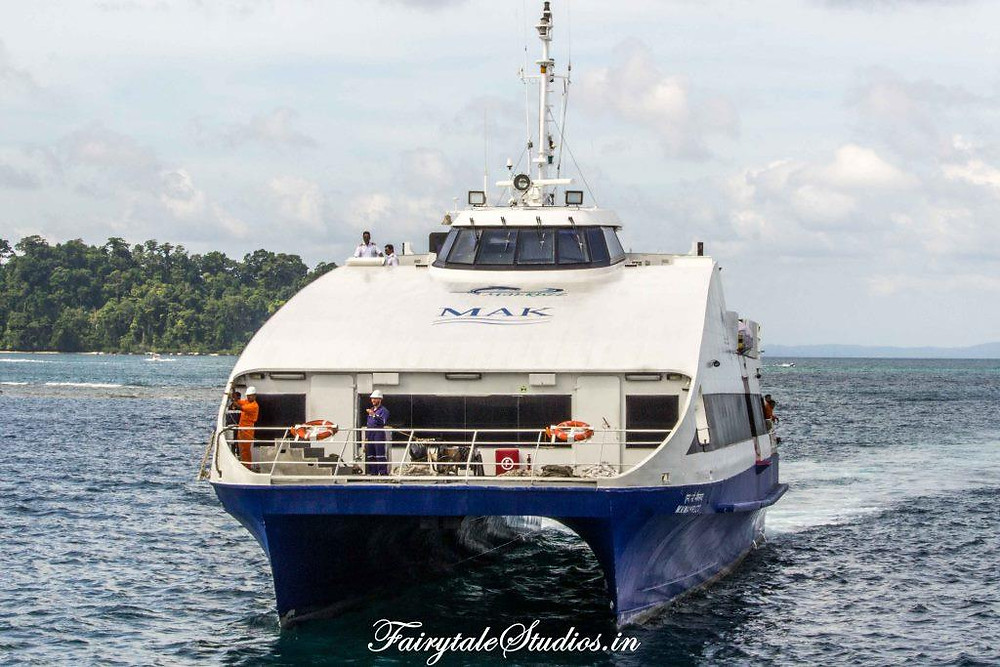 Makruzz offers the best inter island travel option in Adamans_The Andaman Odyssey_Fairytale Travels