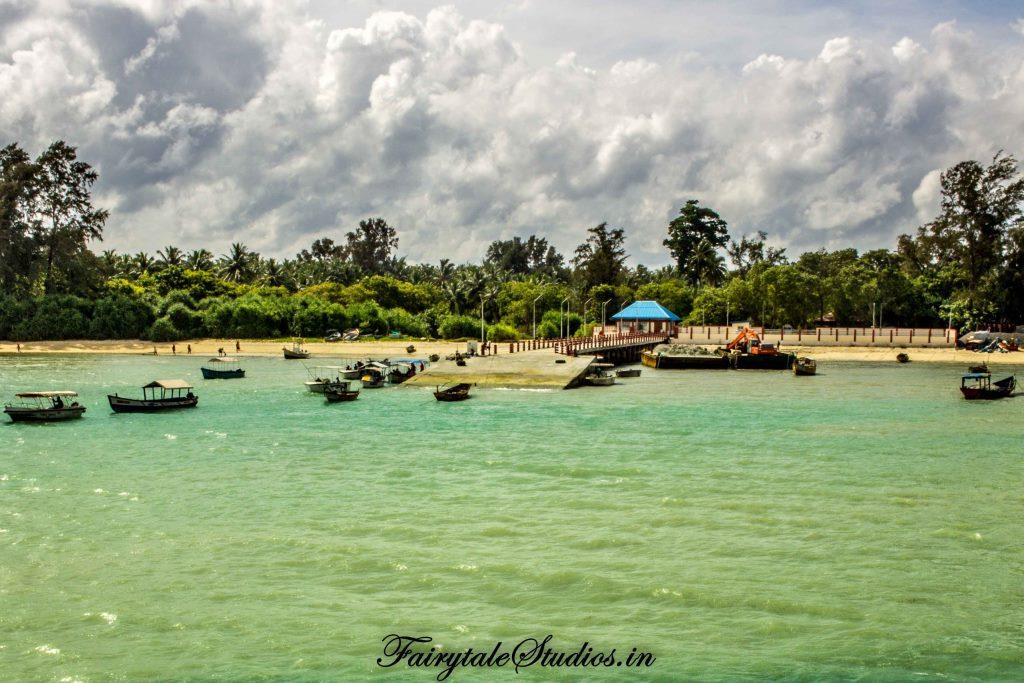 Torquise waters_The Andaman Odyssey_Fairytale Travels
