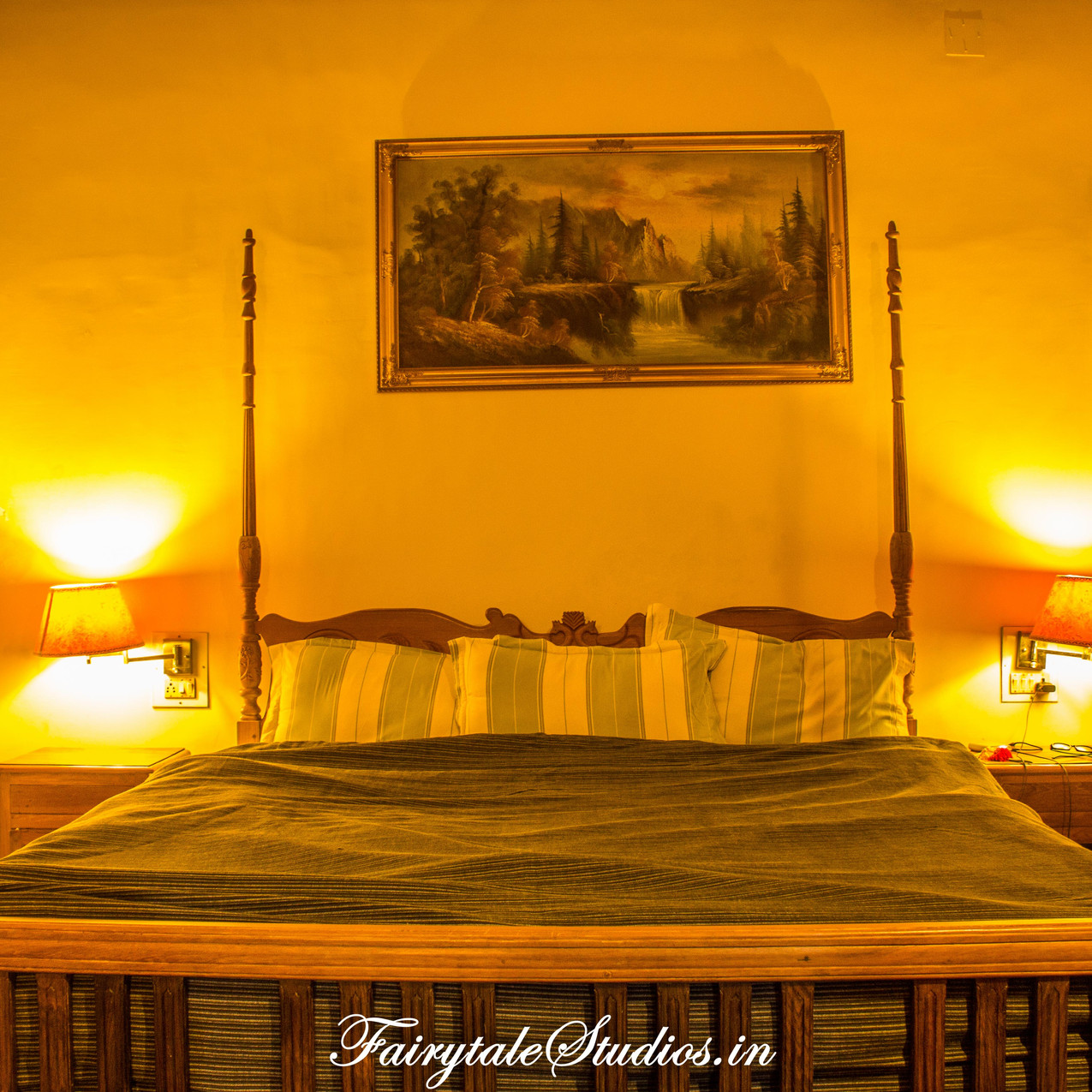 7.Room bed _Redhills_Fairytale Travel blog