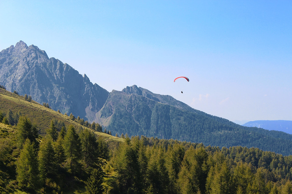 Paragliding in Bir, Himachal Pradesh - India_Adventure sports in India