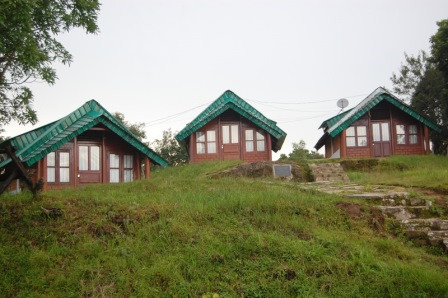 Traveller's Nest, Ialong, Jaintia Hills. Image credit - http://villagegetaways.in/photogallery_IalongVillage.html