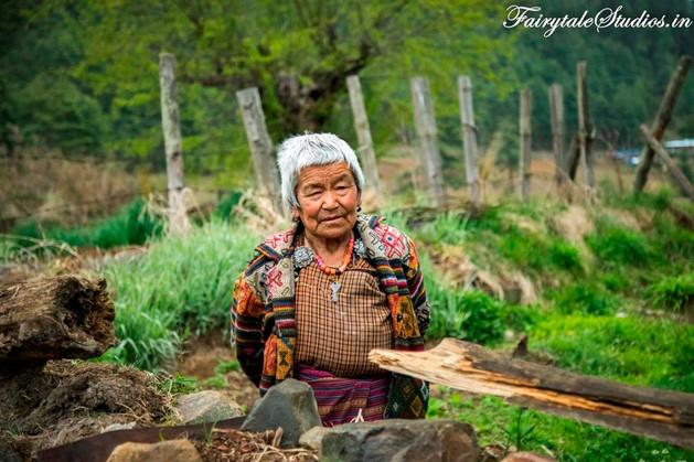 Phobjikha_Gangtey Valley_Bhutan_Fairytal