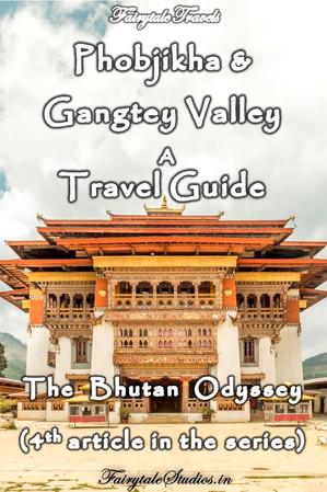 Travel guide to Phobjikha Valley, Bhutan
