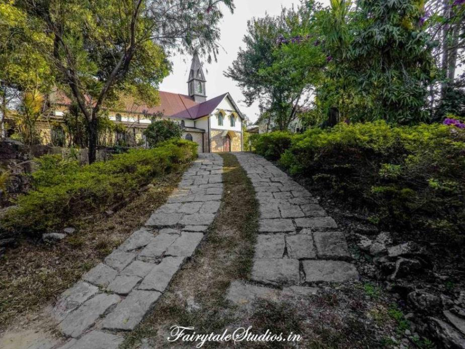 Church_Mawlynnong_The Meghalaya Odyssey_Fairytale Travels