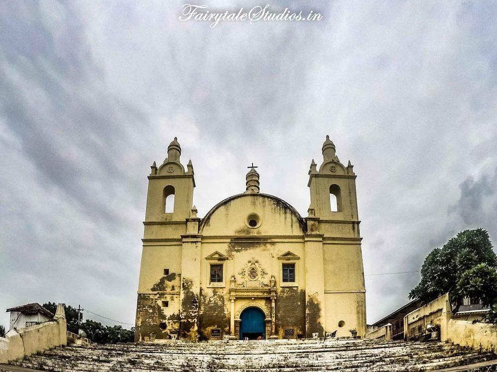 A church converted into Diu museum