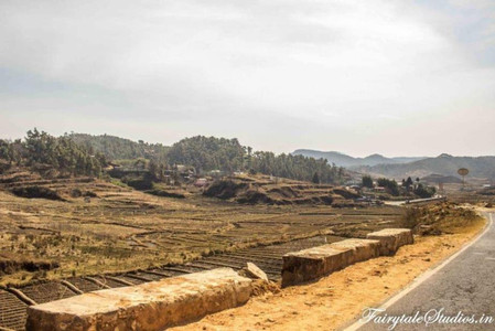 Roads_Mawsynram-Mawlyngbna_The Meghalaya