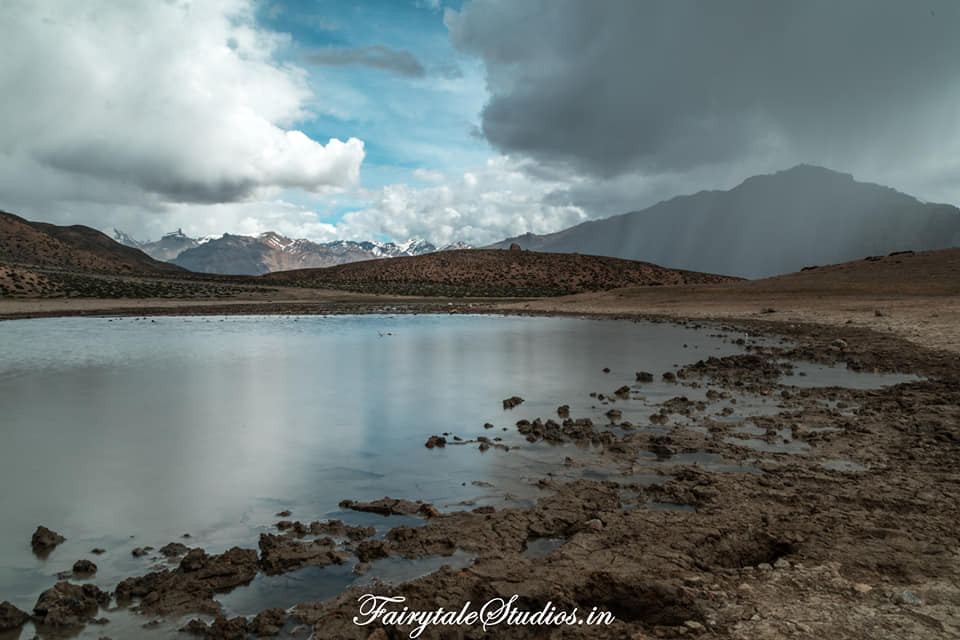 Dhankar Lake, Spiti Valley_Himachal Pradesh, India