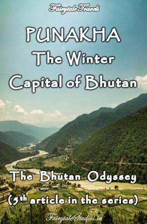 Travel guide to Punakha, Bhutan