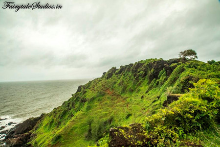 Cliff view point_Gokarna Places to visit