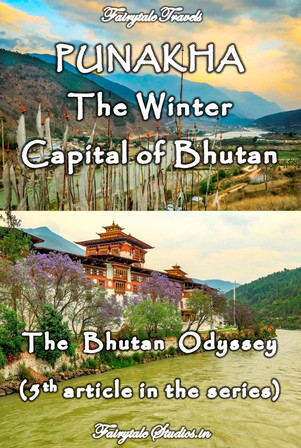 Travel guide to Punakha, Bhutan