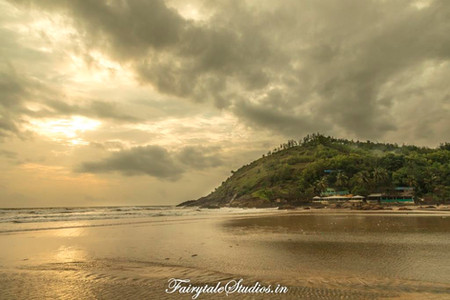 Kudle Beach_Gokarna Places to visit_Fair