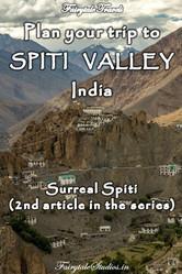 Plan your trip to Spiti Valley - Himachal Pradesh, india