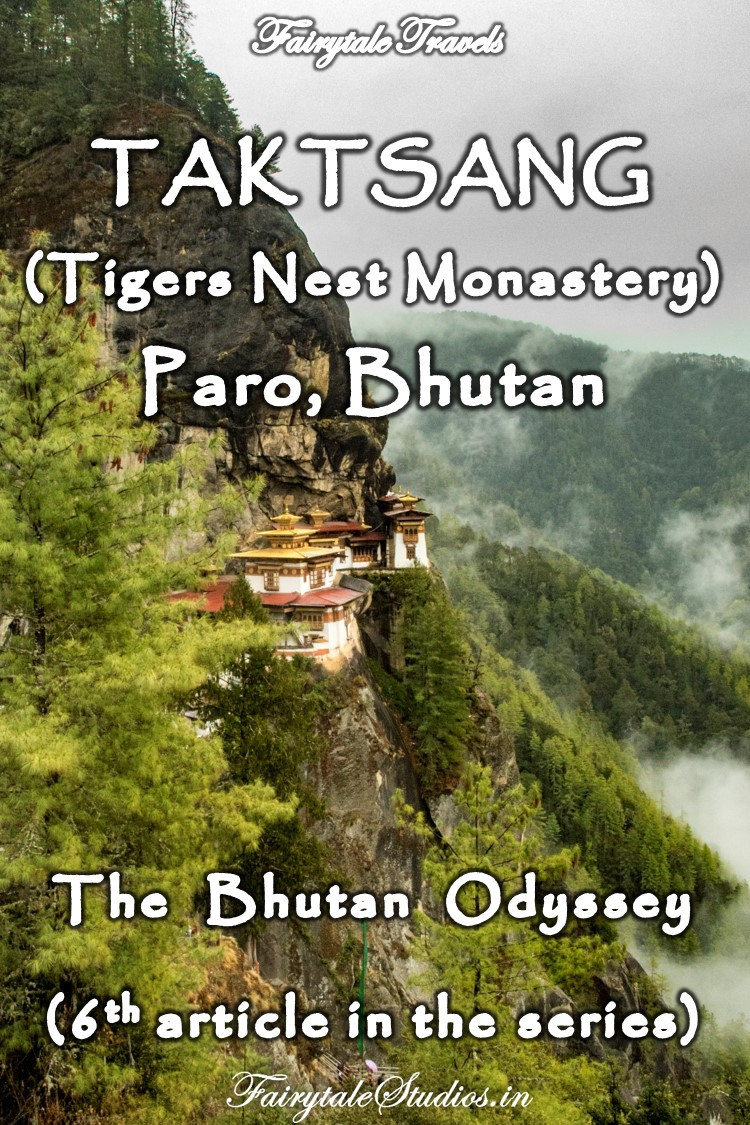 Read our 6th article of the series 'The Bhutan Odyssey' where we provide you a complete guide on Paro Taktsang or Tiger's Nest monastery with handy tips and recommendations