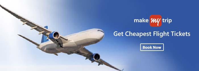 Check Makemytrip flight deals here