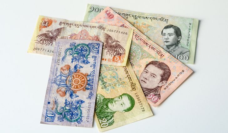 The Bhutanese currency notes - Ngultrum_Plan your trip to Bhutan_The Bhutan Odyssey