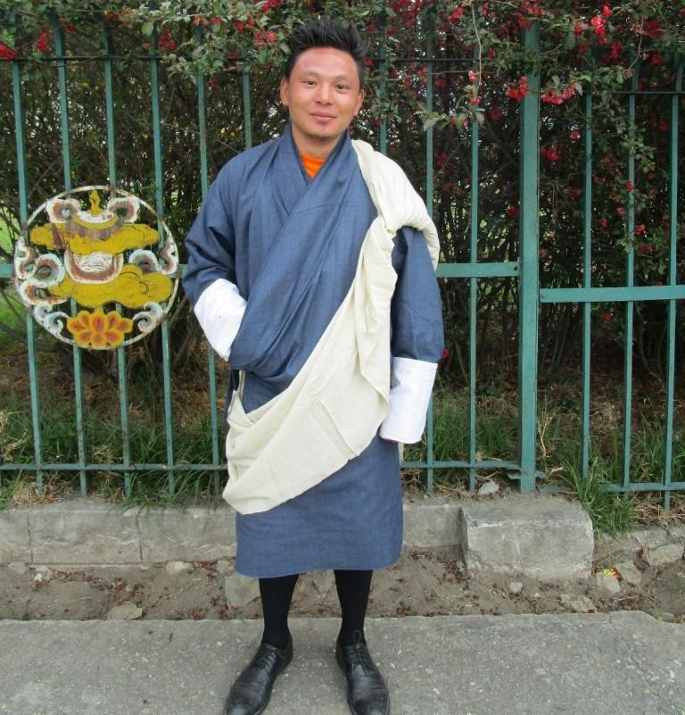 Gho_Bhutan Introduction_Fairytale Travel