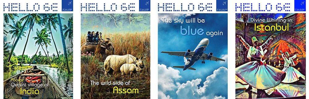 Hello 6E magazine