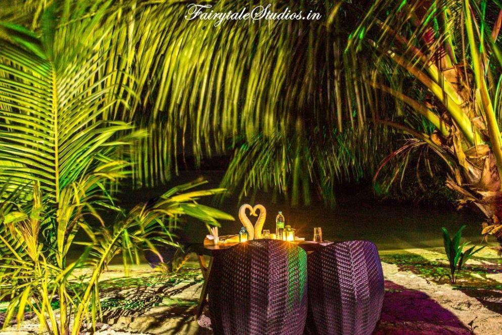 Dinner_Havelock Island Beach Resort