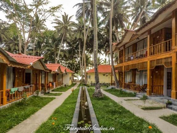 Garden_Havelock Island Beach Resort